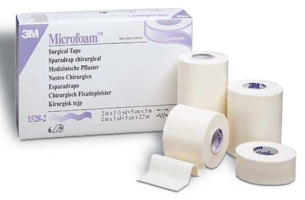 Microfoam Surgical Tape