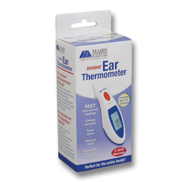 Pediatric Ear Thermometer