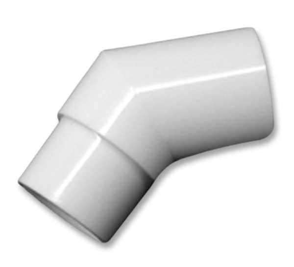 CPAP 45 Degree Mouthpiece Adapter