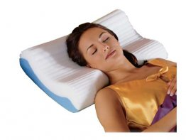 Cloud Memory Pillow