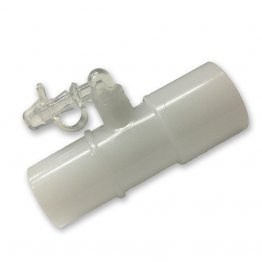 Oxygen Enrichment Adapter, with Cap