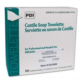 Castile Soap Towelettes