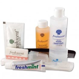 Patient Overnight Amenities Kit