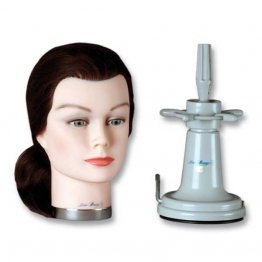 Female Manikin Training Head