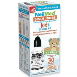 NeilMed Sinus Rinse Pediatric Starter Kit