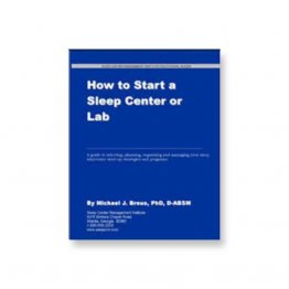 How to Start a Sleep Center or Lab