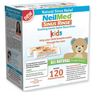 NeilMed Sinus Rinse Pediatric Mixture Packets