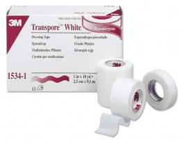 Transpore White Dressing Tape