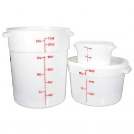 Soak Bucket with Lid