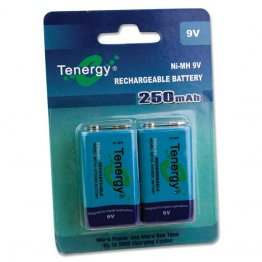 Tenergy Rechargeable Batteries